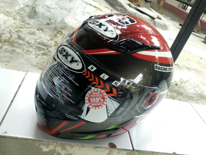 Helm AGV SV element Merk OXY 2