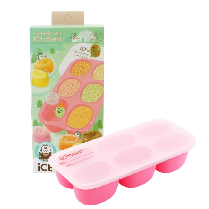 Ice ecotainer hot pink