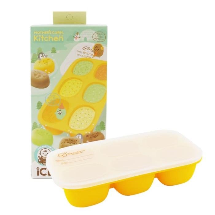Ice ecotainer yellow