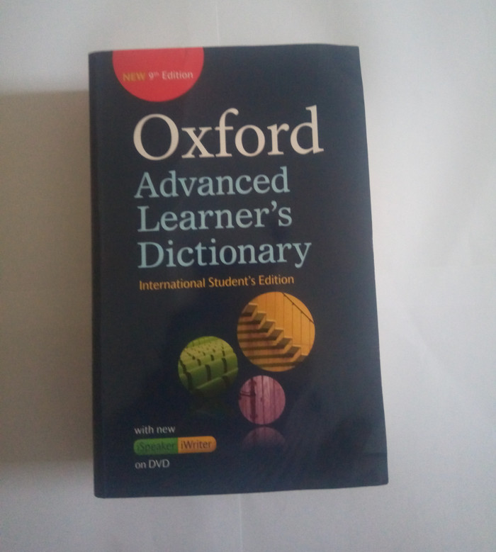 harga Oxford advanced learner's dictionary 9th edition (original) Tokopedia.com