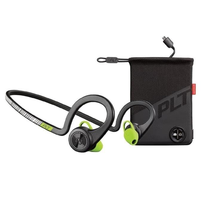 harga Plantronics backbeat fit boost edition charging case - black core Tokopedia.com