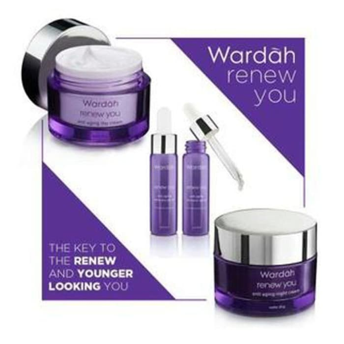 Katalog Paket Wardah Renew You Travelbon.com