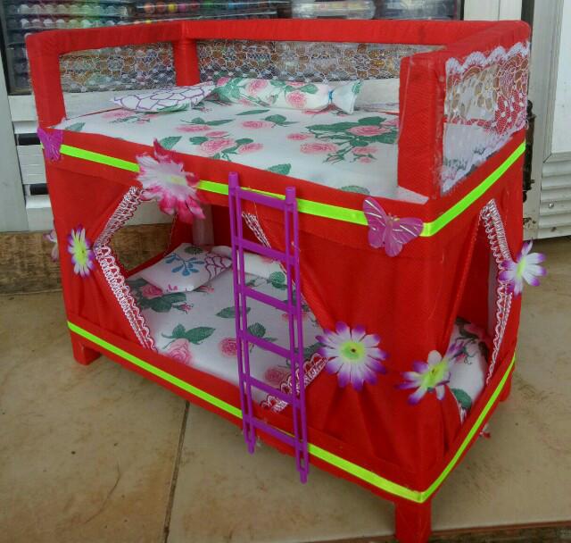 Rumah rumahan barbie berbahan kayu size besar harga ... a5d1b0f517