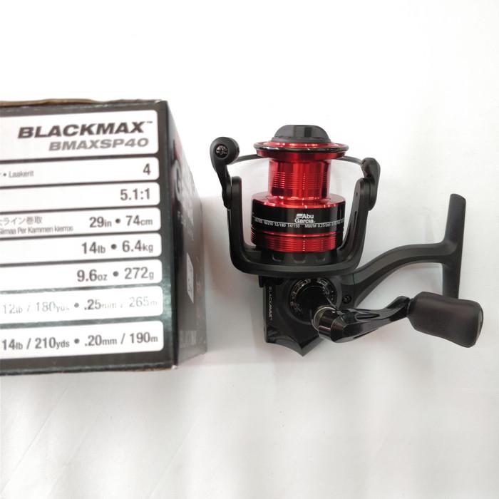 harga Reel abu garcia blackmax 4000 bmaxsp40 Tokopedia.com
