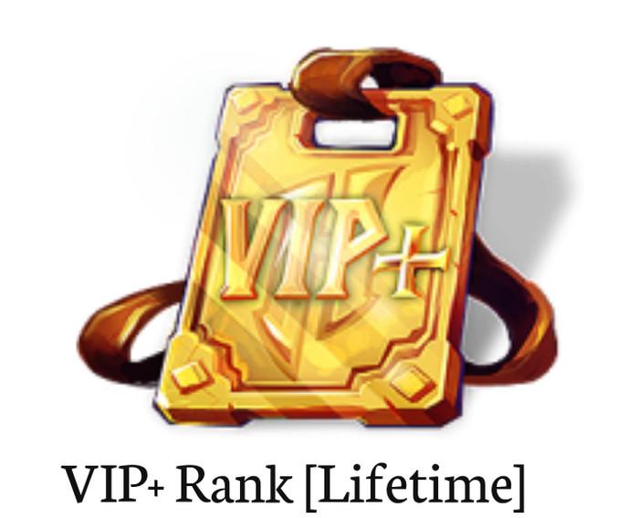 Jual VIP+ Rank/VIP rank upgrade to VIP+ rank/VIP+ rank Hypixel/hypixel rank  - DKI Jakarta - Buyrrier | Tokopedia