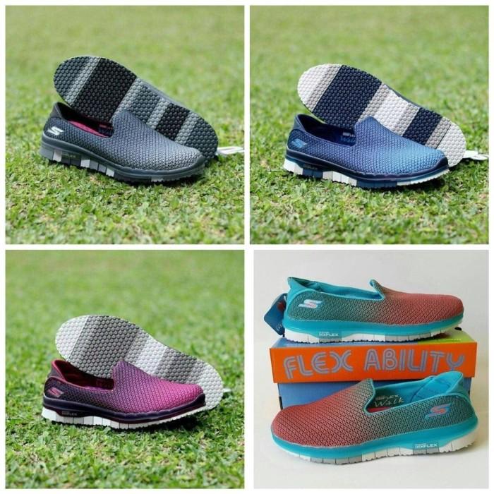 Jual (RESTOCK) Sepatu Skechers Wanita GoFlex   Go Flex Lotus Women ... b4ab4b17ec