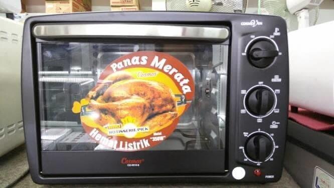 harga Cosmos oven co-9919 oven listrik cosmos co 9919 Tokopedia.com