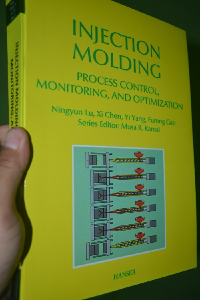 harga Injection molding : process control monitoring and optimization Tokopedia.com