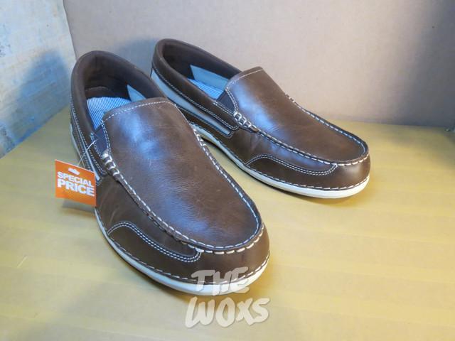 Jual Sepatu Kulit Semi Formal Original Rockport Shoal Lake Slip On ... 4d8b4efae7
