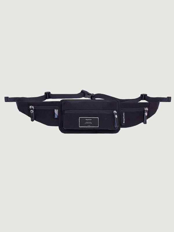 harga Tas pinggang hip cross body bag pack - esgotado sporto tercerio black Tokopedia.com
