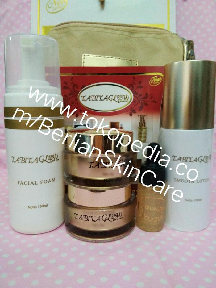 TABITA GLOW SKINCARE Exclusive 40gr + serum 10ml ( original 100%)