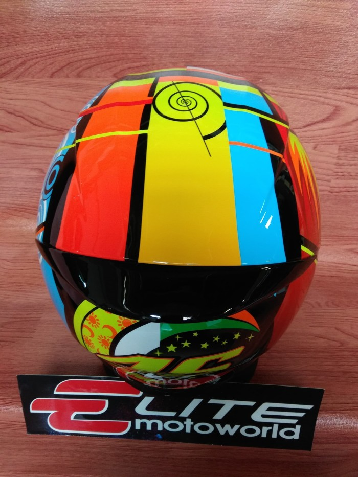 Helm AGV K3 SV Rossi Element 46 2