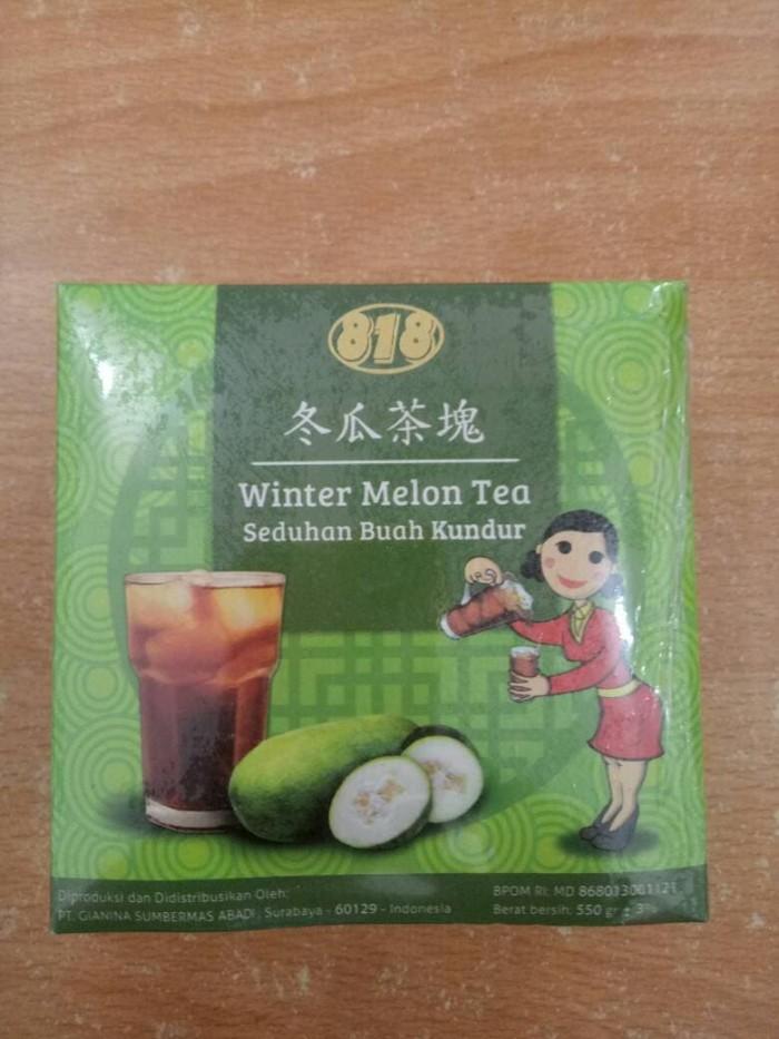 harga Winter melon tea ( seduhan buah kundur ) Tokopedia.com