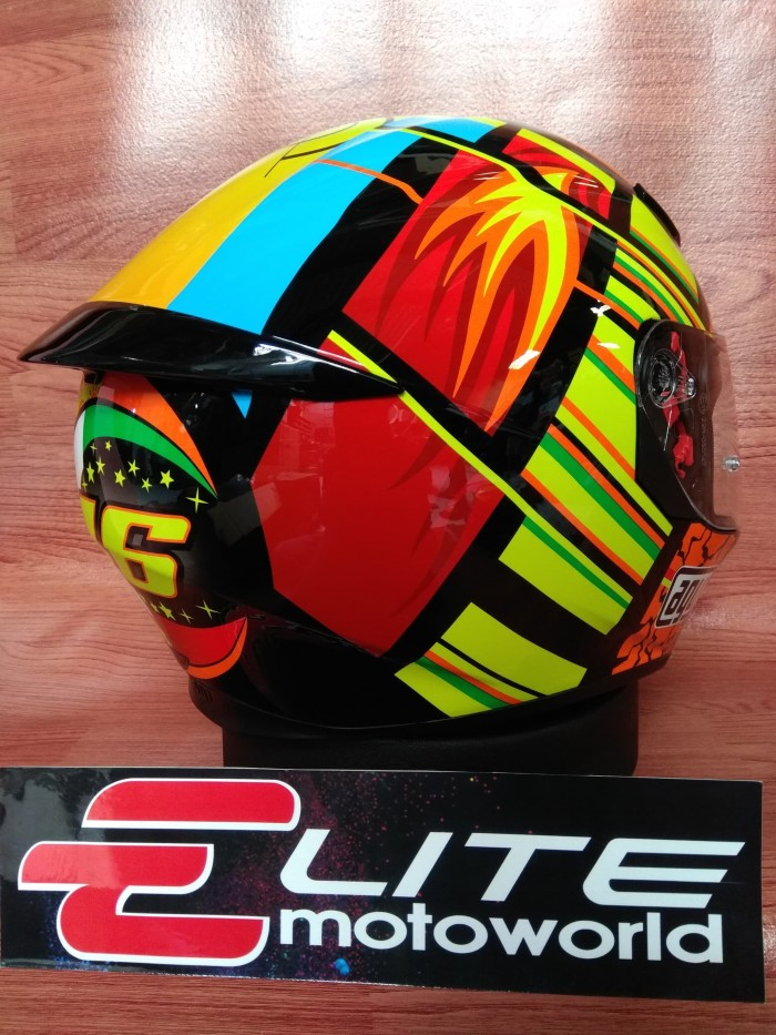 Helm AGV K3 SV Rossi Element 46 1