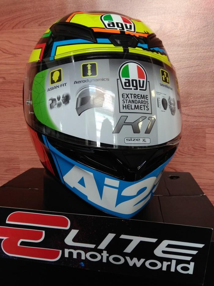 Helm AGV K1 Andrea Iannone 1