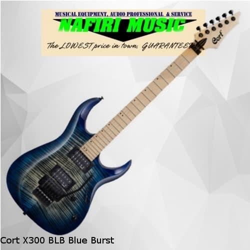 harga Cort x300 blb blue burst Tokopedia.com