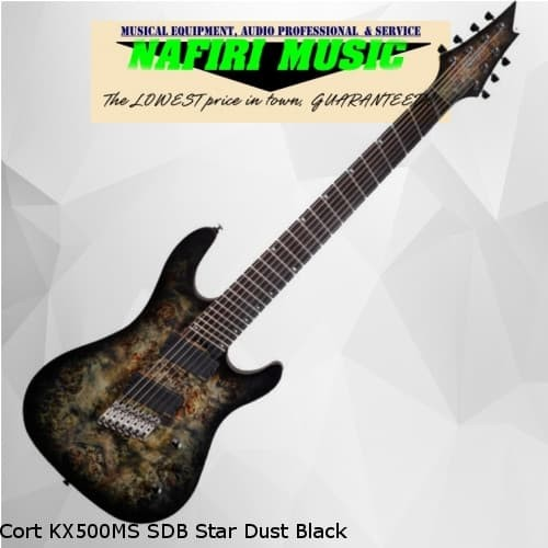 harga Cort kx500ms sdb star dust black Tokopedia.com