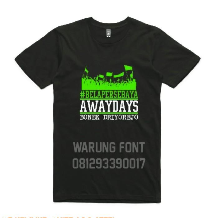 harga Baju kaos t-shirt jersey persebaya bonek driyorejo supporters Tokopedia.com