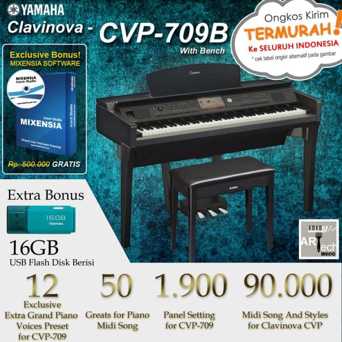 Yamaha Clavinova CVP 709 / CVP-709 /
