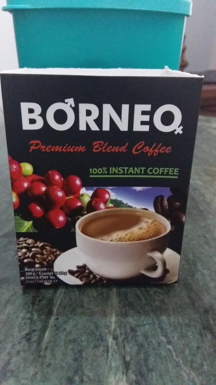 Kopi Borneo Vitalitas Pria dewasa 5 sachet