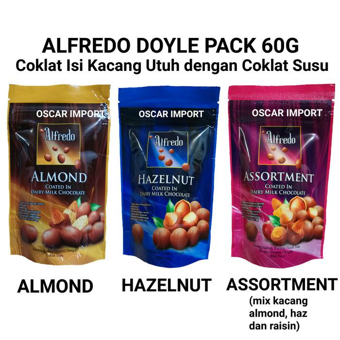 ALFREDO DOYLE PACK 60G CHOCOLATE COKLAT MALAYSIA