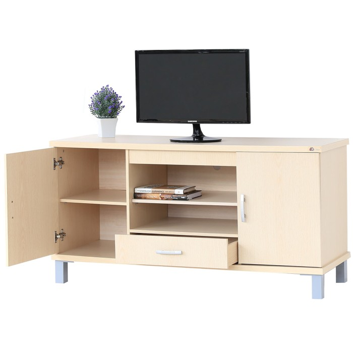 Kirana Furniture - AUDIO RAK / RAK TV / MEJA TV BF 828 WO