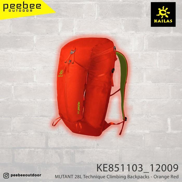 harga Mutant 28l technique climbing backpacks-orange red-12009 Tokopedia.com