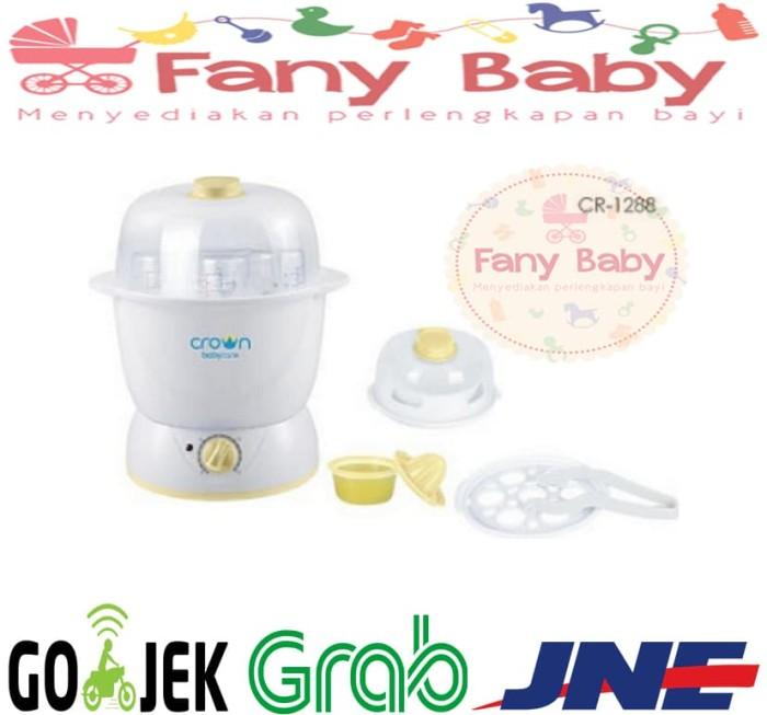 Foto Produk Crown Steam Sterilizer CR 1288 dari Fany Baby ITC Kuningan