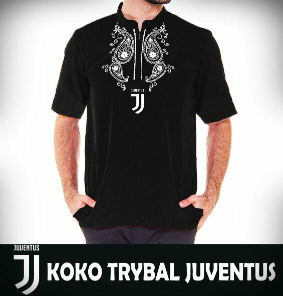 Baju Koko Pria Juventus