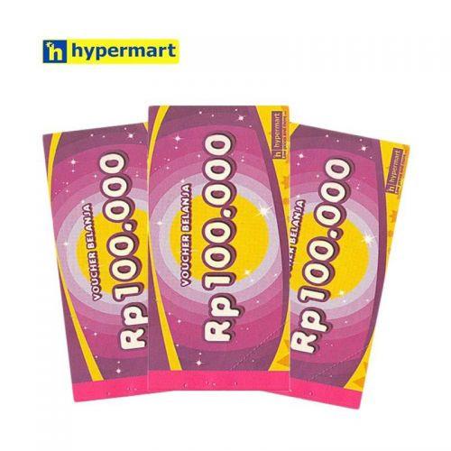 harga Voc. hypermart 100k Tokopedia.com
