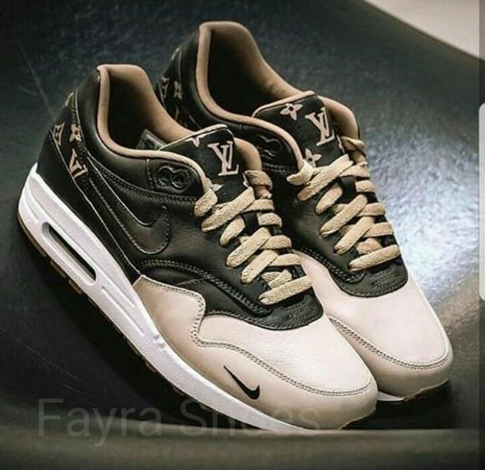 Jual Nike Air Max Louis Vuitton Supreme Brown - Cokelat Muda 4e250d5da6