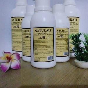 Foto Produk NATURALE BLEACHING CREAM  500ML | PENCERAH KULIT 15 HARI RESMI DEPKES dari RizkaOnline
