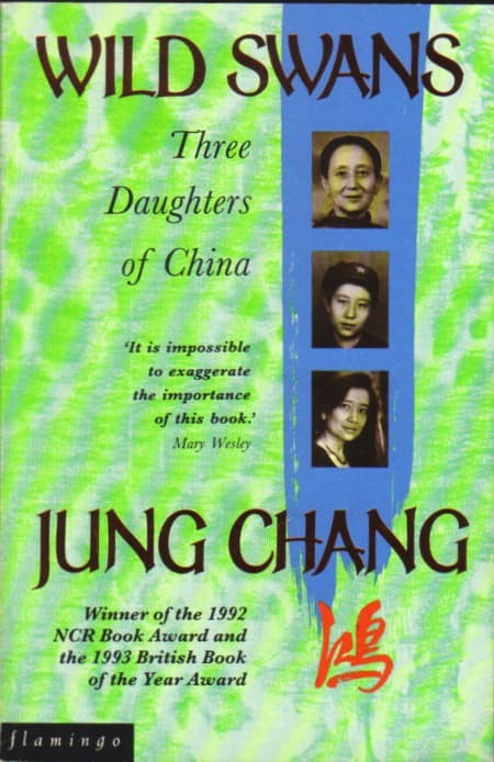 Wild Swans Three Daughters Of China Ebook