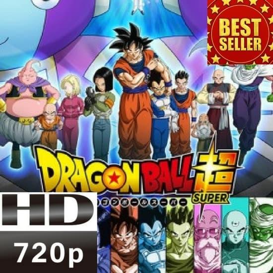 harga Kaset dvd film anime dragon ball super Tokopedia.com