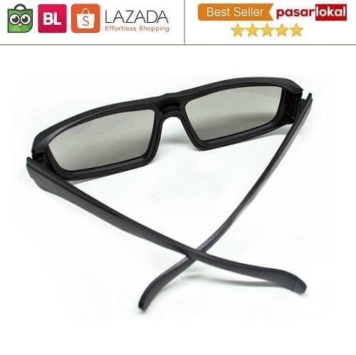 harga Kacamata lcd plastic circular polarized 3d glasses lg tv Tokopedia.com