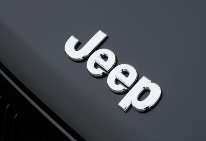harga Emblem jeep universal - chrome jeep - logo jeep Tokopedia.com