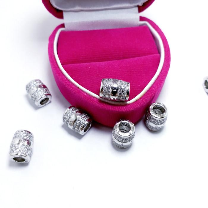 harga Liontin silver 925 / perhiasan liontin perak lapis emas putih / lt14 Tokopedia.com