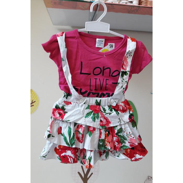 Foto Produk setelan rok flower dari Omah baby FIN