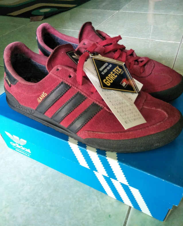 Jual Adidas Jeans Gore-tex - Kab