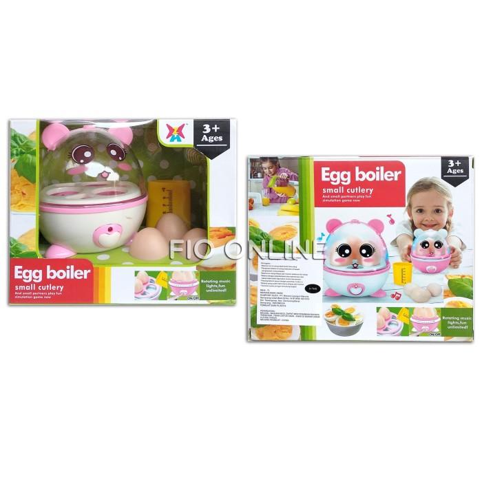 harga Mainan rebus telur egg boiler small cutlery - kitchen set Tokopedia.com