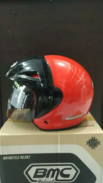 helm bmc touring solid 2