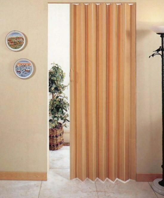 Jual Pintu Lipat Pvc Folding Gate Pvc Folding Door