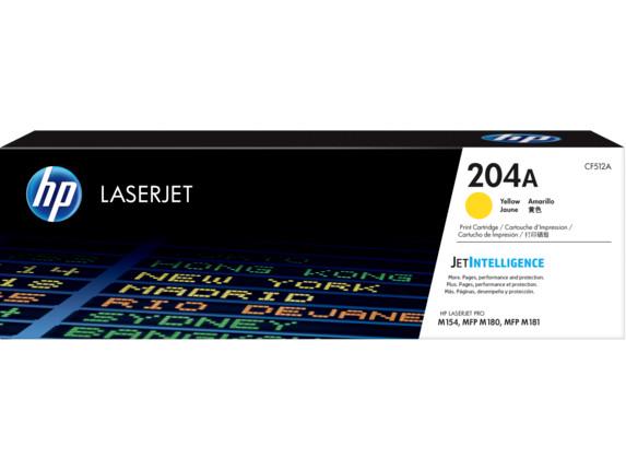harga Toner laserjet pro hp 204a yellow (cf512a) original Tokopedia.com