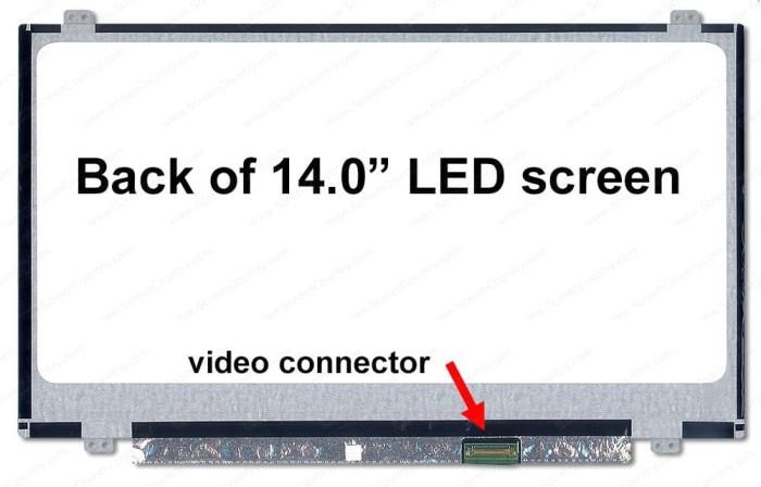 harga Lcd led 14.0 laptop acer aspire e5-411 e5-471 e5-421 e5-432 e5-471g Tokopedia.com