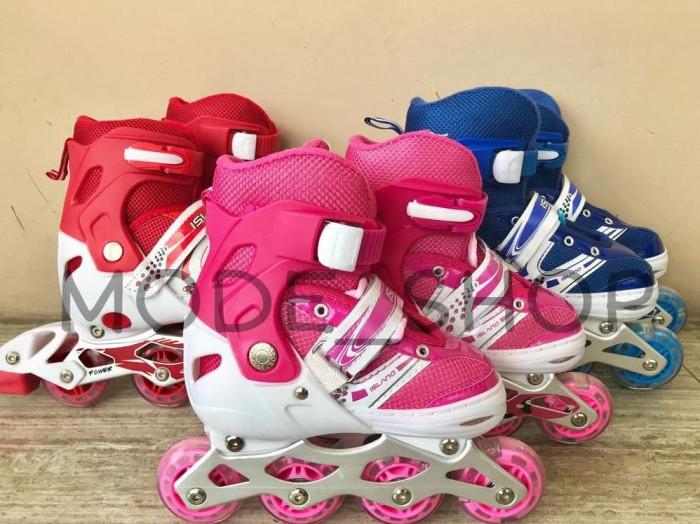 Jual Cuci Gudang!! Sepatu Roda Anak - Inline Skate Murah - Risbani ... 51836cc006