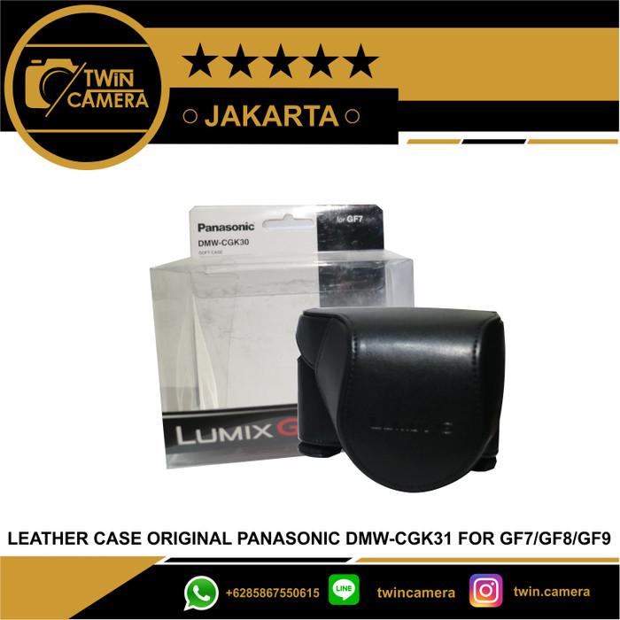 harga Leather case original panasonic lumix dmw-cgk31 Tokopedia.com