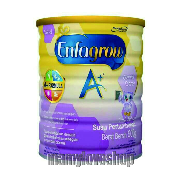 Enfagrow a+ gentle care 900g