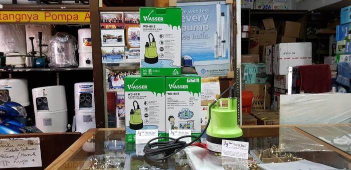 harga Pompa wasser wd 80 e pompa celup kolam ikan 80watt pompa air bersih Tokopedia.