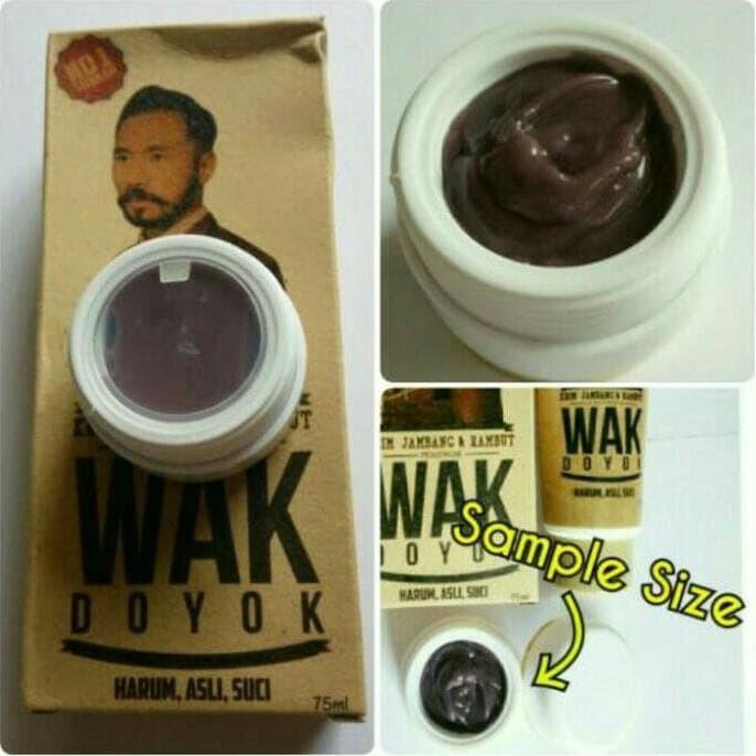 Katalog Wak Doyok Cream Rambut Hargano.com