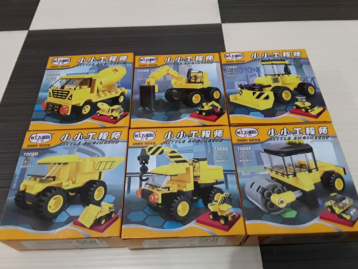 Katalog 1 Set Mainan Lego Travelbon.com